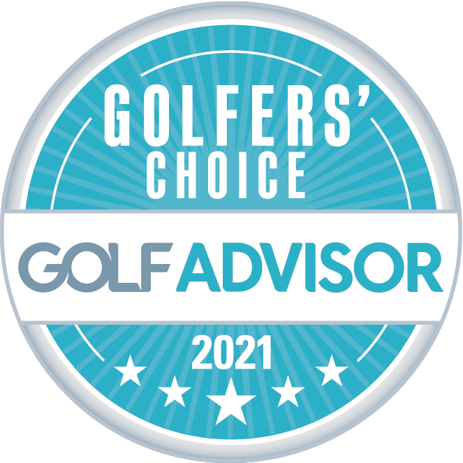 golfers choice award golf advisor 2021 eaglevail golf course